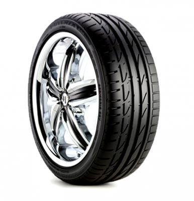 Potenza S-04 Pole Position Tires